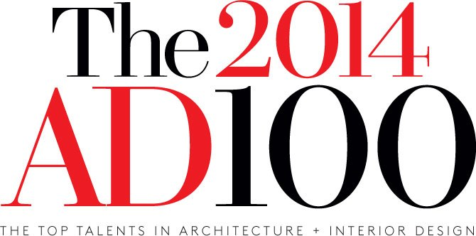AD 100 – The Top Talents in Architecture and Interior Design