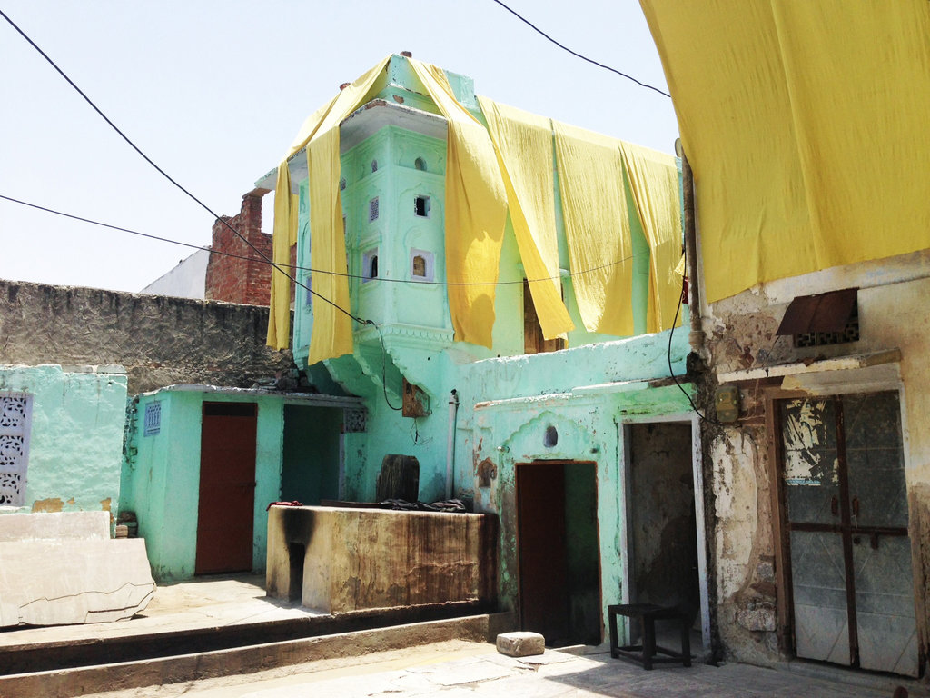 Printing Textiles in India With Block Shop