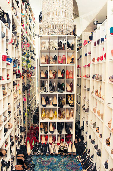 13 ENVIABLE CLOSETS FROM PINTEREST
