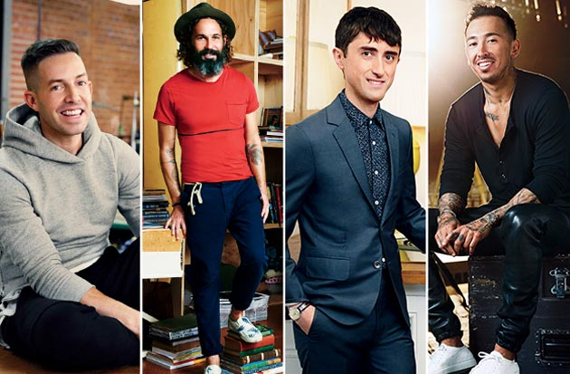 GQ Names the Best New Menswear Designers in America for 2014