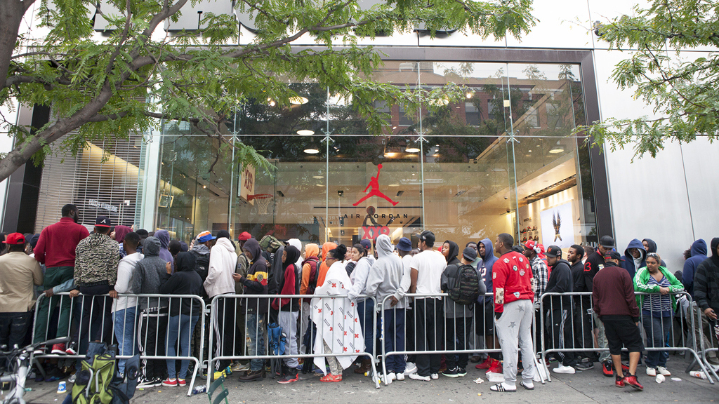 You See Sneakers, These Guys See Hundreds Of Millions In Resale Profit