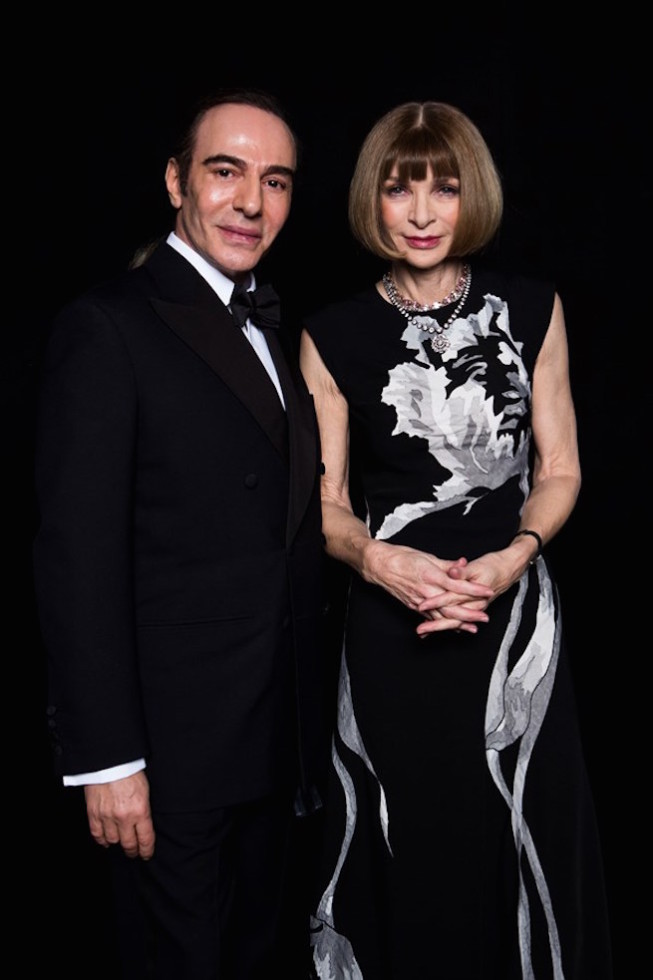 John Galliano to Show First Margiela Collection in London