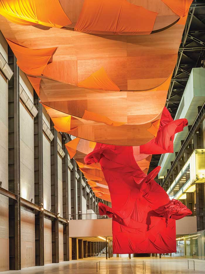 Richard Tuttle: I Don't Know . The Weave of Textile Language
