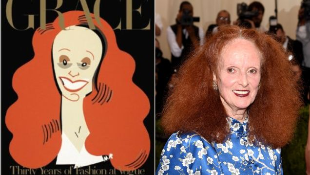 Grace Coddington – Grace: Thirty Years of Fashion at Vogue